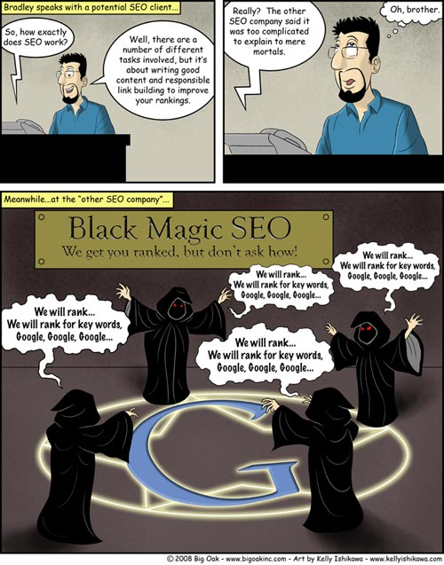 Black Magic SEO
