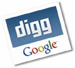 Digg und Google