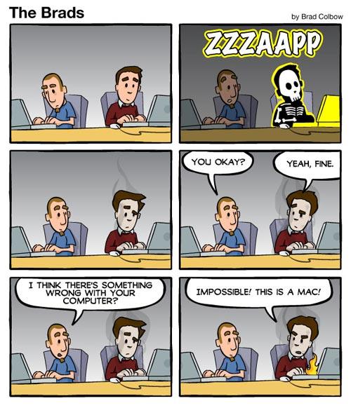 Mac Comic
