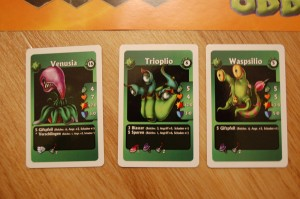Oddworlds Karten