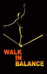 Slackline - Walk in Balance
