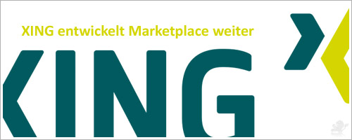 XING entwickelt Marketplace weiter